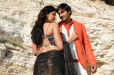 Photos Wanted Hot Romantic Stills Deeksha Seth Gopichand leaked images