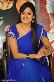 Vimala Raman Hot Saree Photos