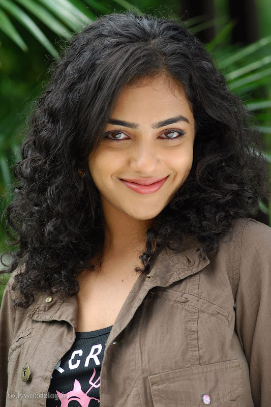 Nitya Menon Cute Looking Stills from Ala Modalaindhi Telugu Movie hot photos