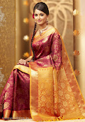 Anushka Shetty in Silk Saree for Chennai Silks Photo Shoot-thumbnail-4