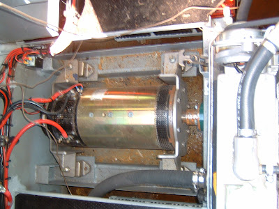 Electric boat conversion electric boat conversion drive for Electric outboard motor conversion
