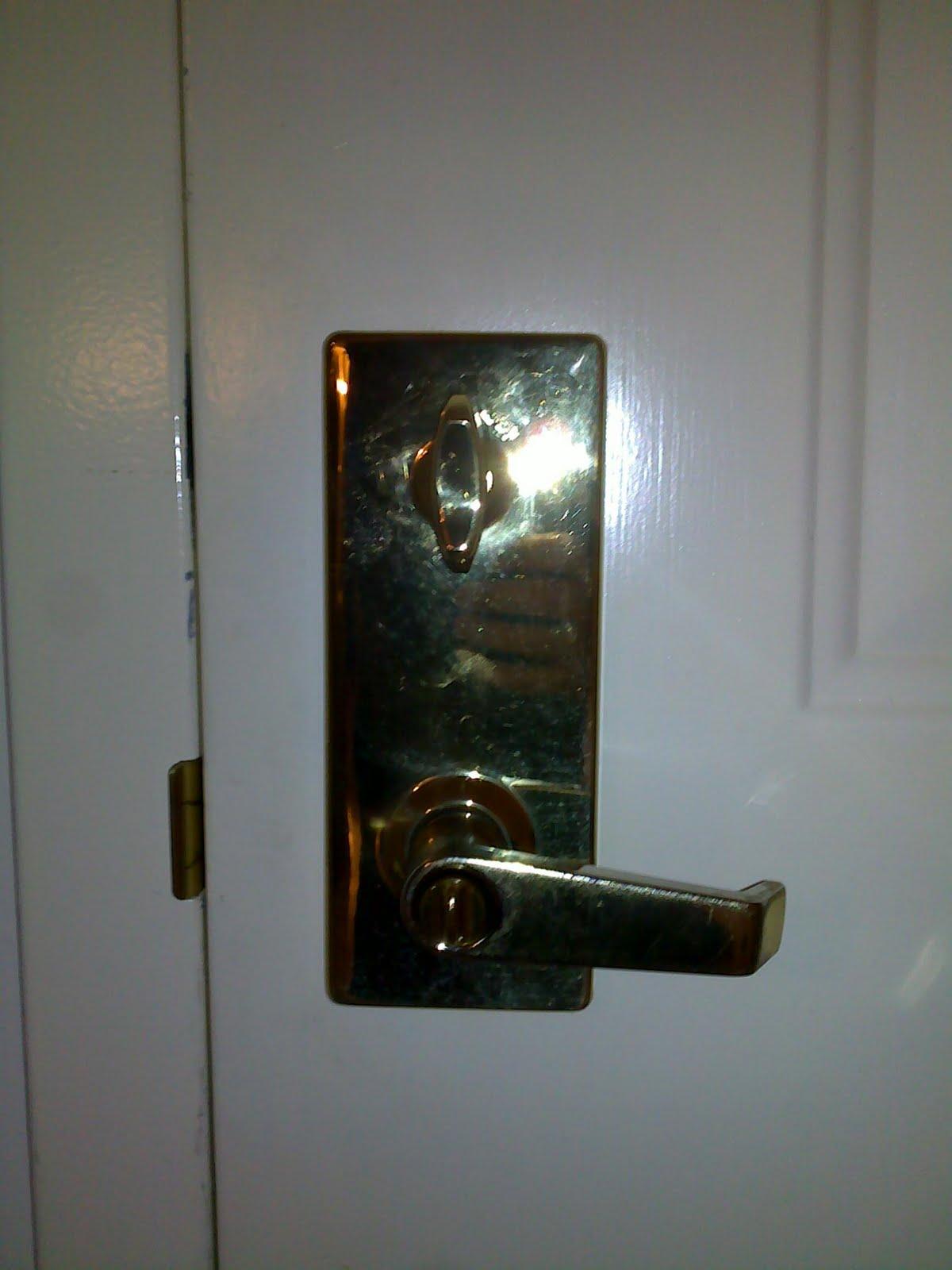 Door Security Door Security Bolt Stuck