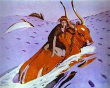 """Serov's """"Europa"""""""