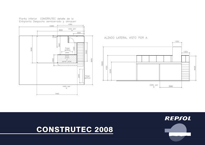 Planta- Constructec 2008