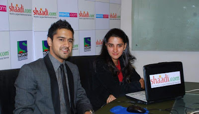 Shruti Seth for Sony Shaadi.com live chat