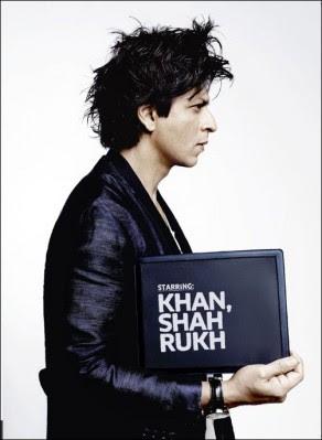Shahrukh Khan on GQ Magazine