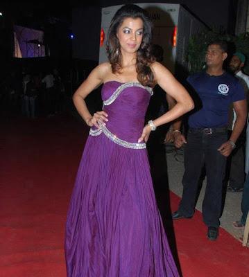 Mugdha Godse at KBJ Group Fashion Show