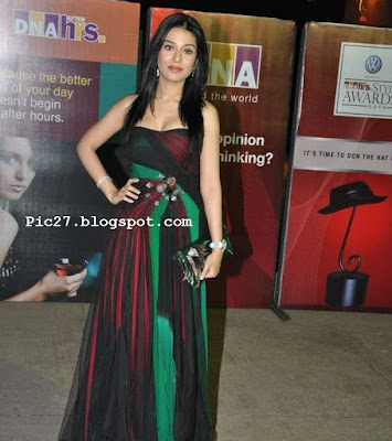 Amrita Rao at DNA After Hours Style Awards