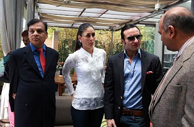Kareena Kapoor at IPL Bidding
