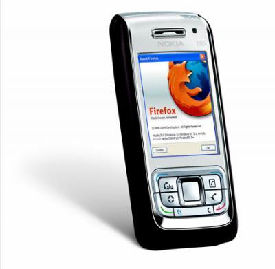 Firefox on Mobile Cell Phones