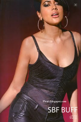 Sameera Reddy in Maxim magazine