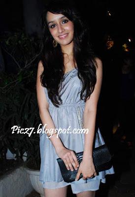 Shakti Kapoor's daughter Shraddha Kapoor