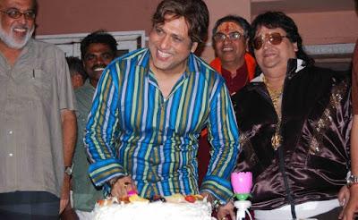 Actor Govinda