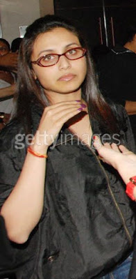 Rani Mukherjee at Special Screening of Avatar