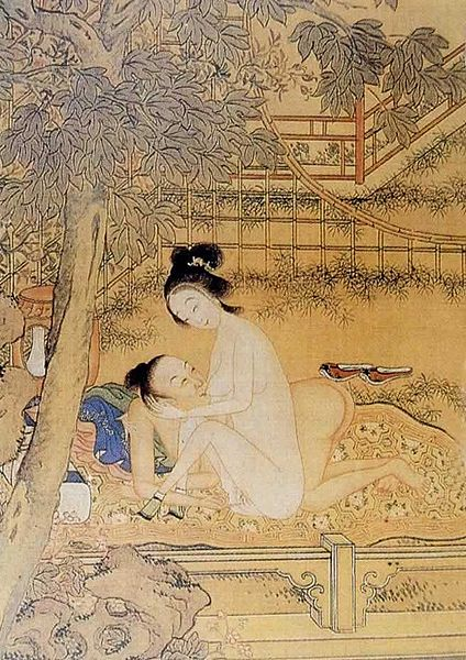 Ancient china porn picture
