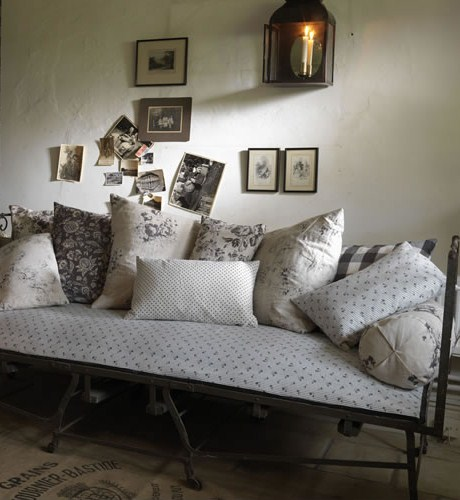 home cote bastide and cabbages and roses. Black Bedroom Furniture Sets. Home Design Ideas