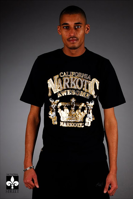 Tee Shirt Narkotic by Mondial-Street.com