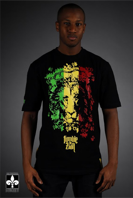 TEE SHIRT RUMBLE ZION by http://WWW.MONDIAL-STREET.COM