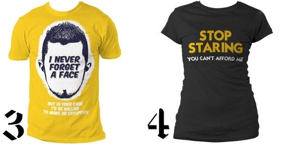 Fashion for women 40 off at myntra slogan t shirts for Myntra t shirt design