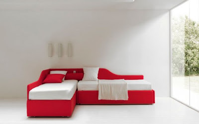 Modern Sleeper Sofa From Bolzan