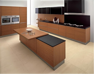 Ultra Modern Kitchen Design of Seta Class By Ged Cucine