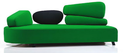Colorful Furniture Ideas Mosspink Collection from Kati Meyer-Brühl