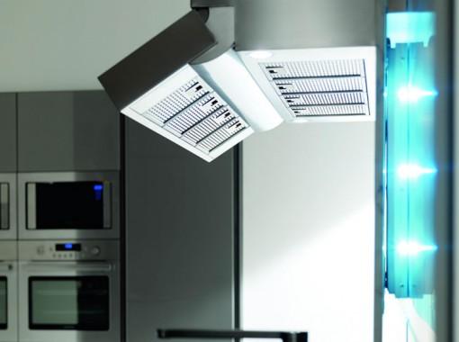 Futuristic Kitchen Interior Design From Toncelli