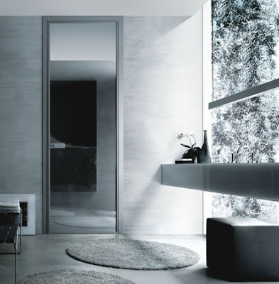 Modern Interior Design, Interior Design, Glass Doors,