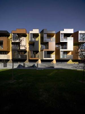 Tetris Apartments