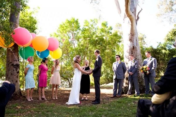 I want my girls to carry balloons Am I crazy pics Weddingbee