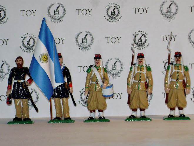Guerra de la Triple Alianza (uniforme de verano)