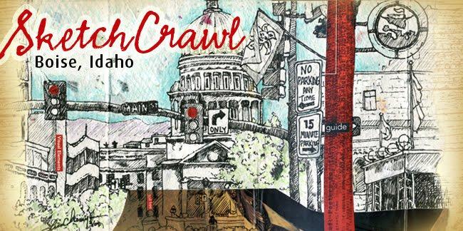 SketchCrawl-Boise