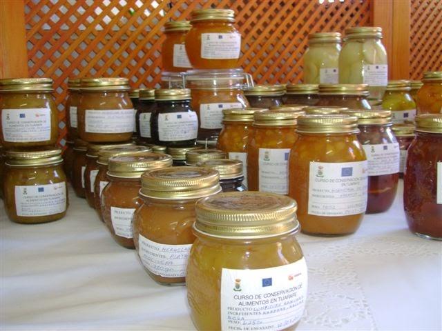 Conservar los alimentos con azucar for Procesos de preelaboracion y conservacion en cocina pdf