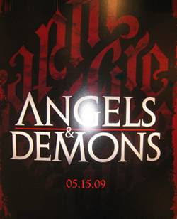 Angels & Demons The Movie