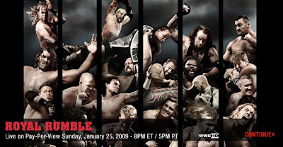 WWE Royal Rumble 2009 Live Free Streaming