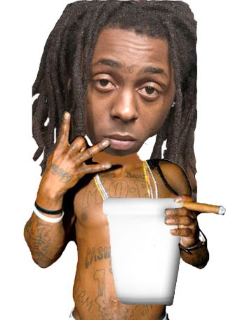 lil wayne teardrop tattoo. Thug Shaman and Teardrop Tune