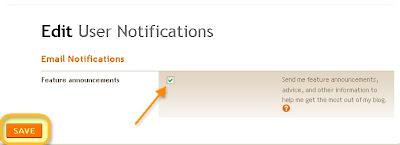 User Notification