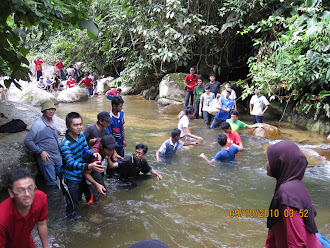 Mari redah sungai ~ river trecking
