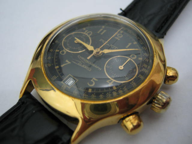 Watches lover sold poljot chronograph for Foljot watches