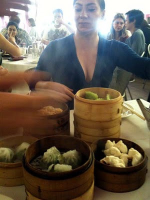 Lunch at Dim Sum Go-Go
