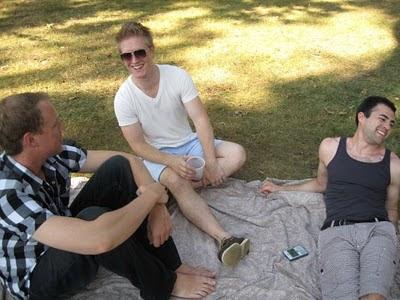 John, Brian and Jay
