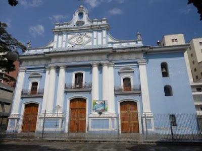 Iglesia Parroquia La Candelaria