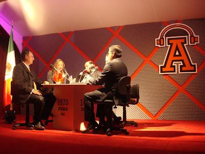 ¡Radio Anáhuac-AM-Inicia transmisión!
