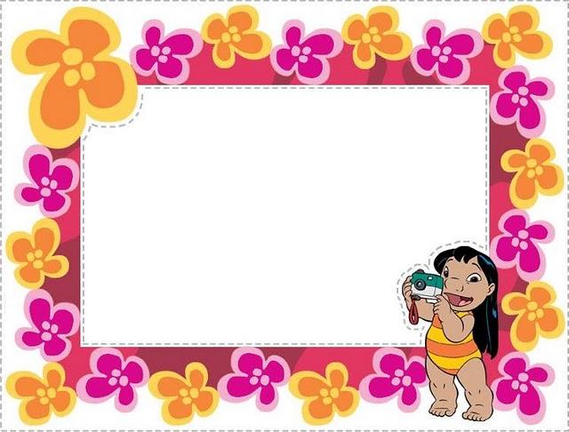 ... De Pantalla y Mucho Más??: Marcos para fotos infantiles - Dibujos
