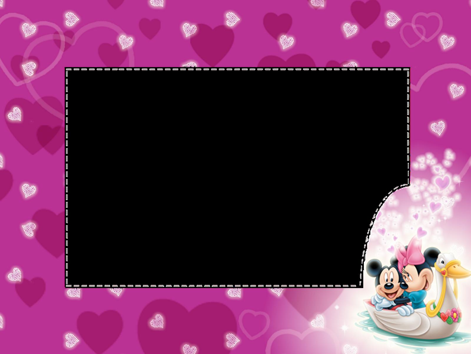 Marcos Para Fotos Infantiles   Disney