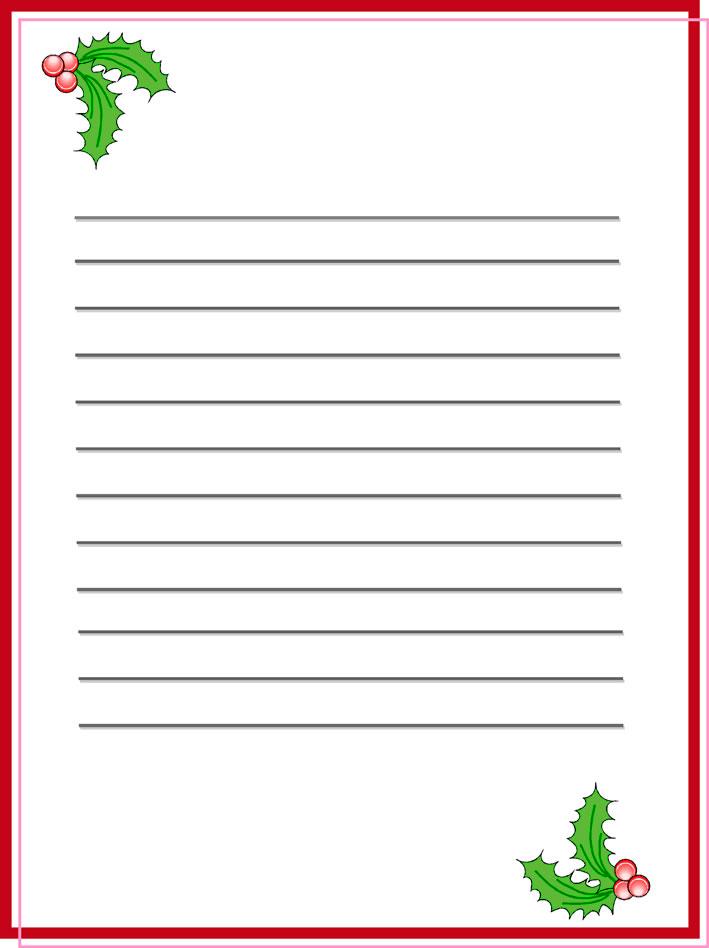 Hojas de cartas para imprimir - Imagui
