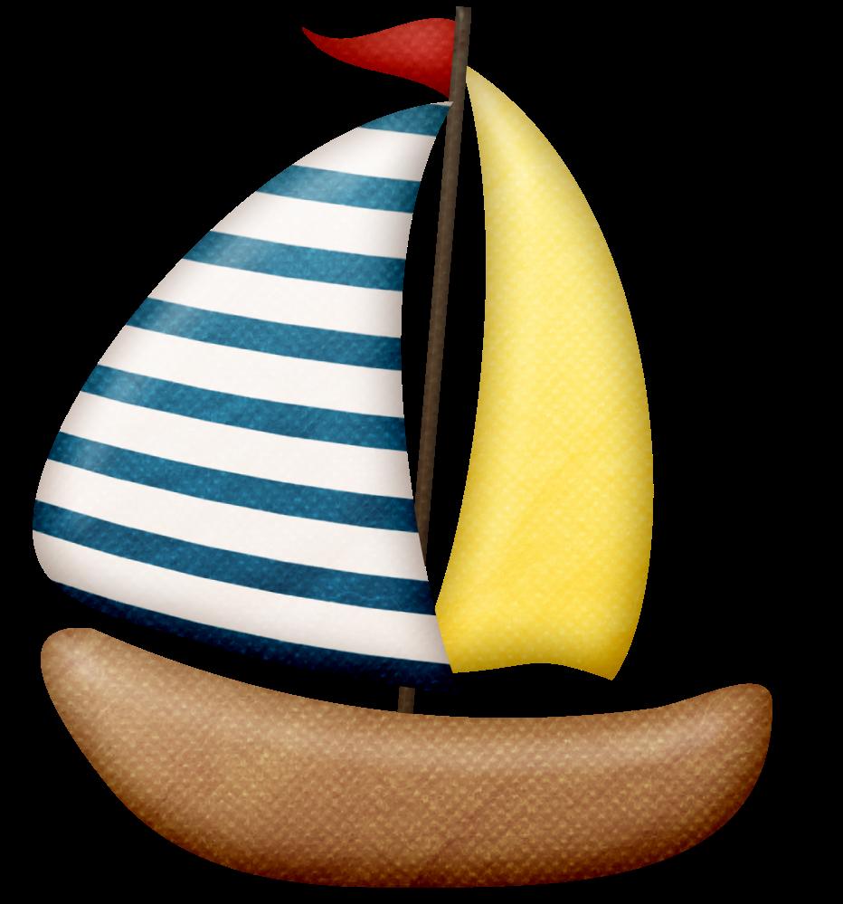 sombrilla y barcos png