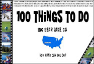 100 Things To Do In Big Bear