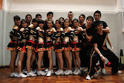 "HO Cheerleading Competition ""08"