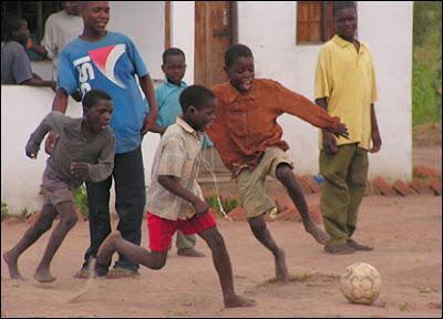 africano aficionados reales
